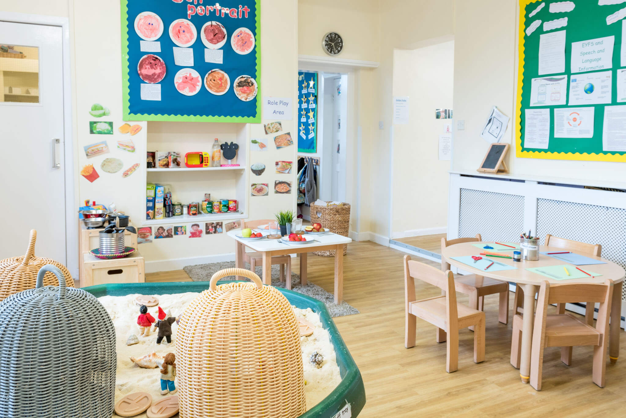 Nursery in Bury Lancashire Playrooms